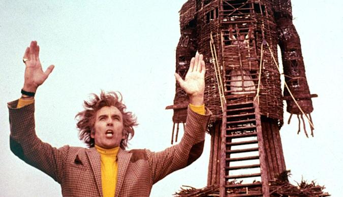 Get ready to crowdfund a sequel to the original 'The Wicker Man'