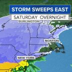 Where will the major winter storm hit?