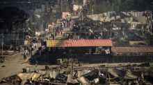 Bundesregierung bietet Griechenland Hilfe nach Brand im Lager Moria an