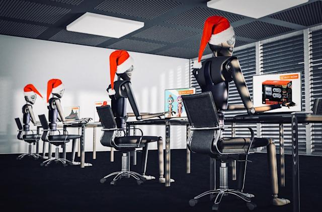 How the 'Grinch bots' stole Christmas