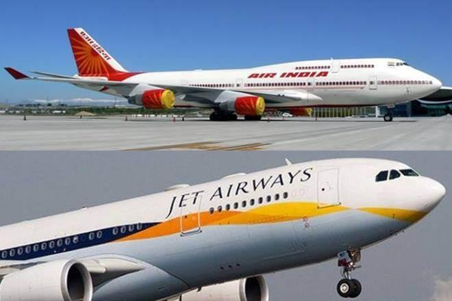 Air India offers to operate five of Jet Airways' grounded planes on international routes
