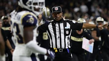NFL moved Saints-Rams refs from Big Easy hotel
