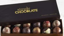 Simply Chocolate Expands Offerings Ahead Of Valentine's Day