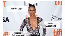Look des Tages: Halle Berry begeistert mit XL-Ausschnitt