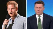 Today host Karl Stefanovic blasts 'whining' Prince Harry: 'Give it a rest'