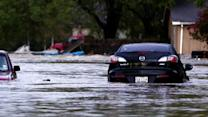 Halloween storm causes major flooding in Texas