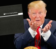 The Mueller report is here and so are the 'Harm to Ongoing Matter' memes