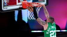 Meister-Demontage! Celtics und Theis wie im Rausch