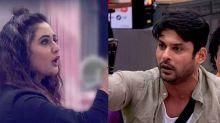 Bigg Boss 13: Rashami Desai's Low Blow, Mocks Sidharth Shukla, Says She Wouldn't Care To Offer Him Water Even If He Was Dying