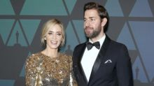 John Krasinski Zings Hugh Jackman For Getting Cozy With Emily Blunt