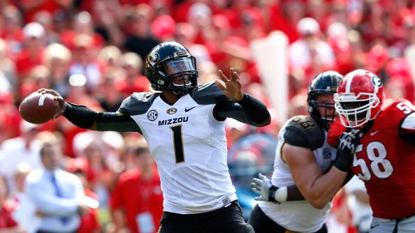 RADIO: James Franklin back for Mizzou
