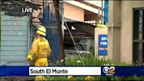 3 Dead In Molotov Cocktail Attack On South El Monte Tire Shop