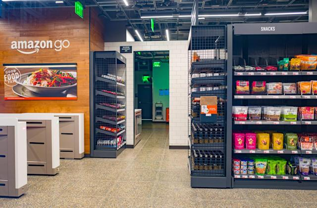 Amazon is reportedly planning a new, low-cost grocery chain