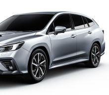Subaru Levorg, Bold New Station Wagon, Previews the Next WRX