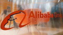 Alibaba cloud biz is on a run rate over $4B