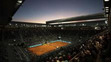 Madrid Open tennis canceled because of virus spike in Spain