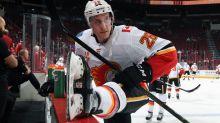 Calgary Flames Sign Michael Stone