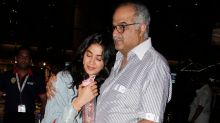 Airport Love: Boney Receives Janhvi, Sonam Welcomes Anand Back