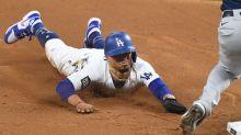 Mookie Betts wreaks havoc with stolen bases in World Series opener
