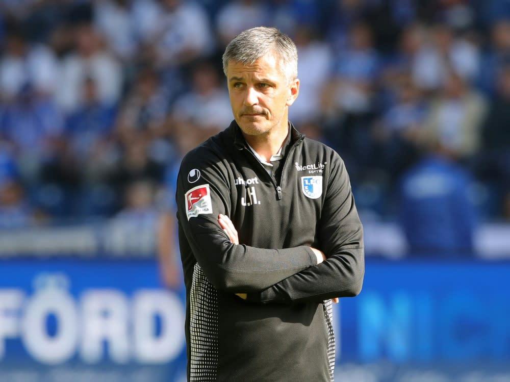 Trainerentlassungen Bundesliga