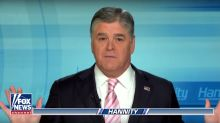 Hannity exposed as Michael Cohen's client; he, Maddow, Kimmel, and Colbert all melt down