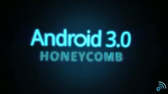 Google shows off Android 3.0, the 'Entirely for Tablet' Honeycomb (video)