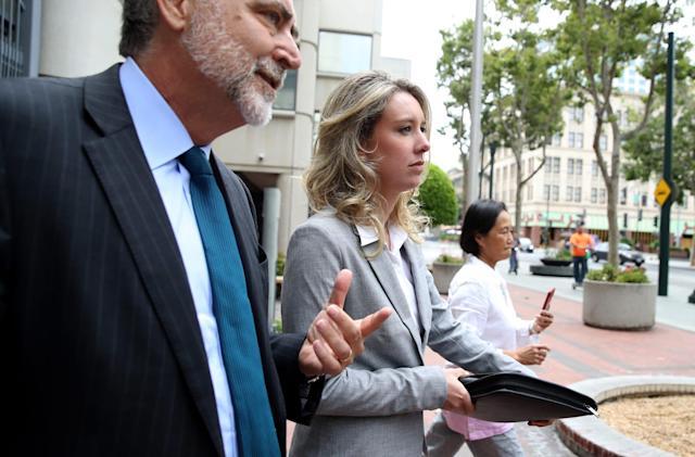 The Elizabeth Holmes Theranos trial will start next summer