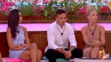 Love Island's Cassidy defends controversial behaviour