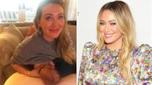 Hilary Duff applauded for brutal honest Instagram post about decision to quit breastfeeding