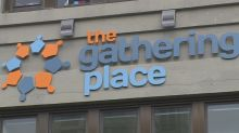 Sneaker drive helps Gathering Place get its clients on the right footing
