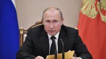 Putin acusa a Estados Unidos de planear un despliegue de misiles junto a Rusia