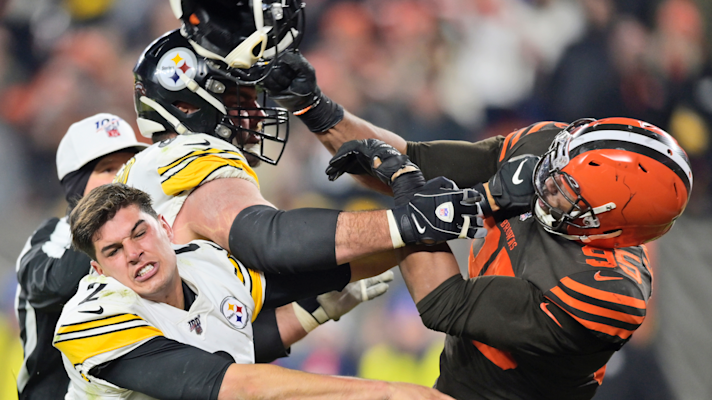 The Rush: Browns beat Steelers as all hell breaks loose in final seconds