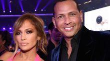 A-Rod Was the Ultimate Instagram Boyfriend During Jennifer Lopez's AMAs Performance
