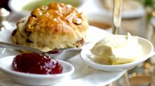 Do you put cream or jam on your scone first? The great British debate has finally been solved