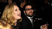 Adele and her husband announce split
