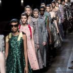 Amazon partners with London Fashion Week designer
