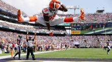 With future in Cleveland uncertain, David Njoku thanks Browns fans
