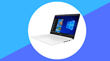 """Just in time for back to school, save big on Amazon's deal of the day with the HP 14"""" Stream"""