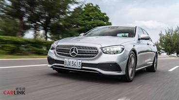 「造型」、「科技」再進化。小改款Mercedes-Benz E200 LUXURY試駕