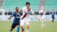 Everton target Bologna's Tomiyasu