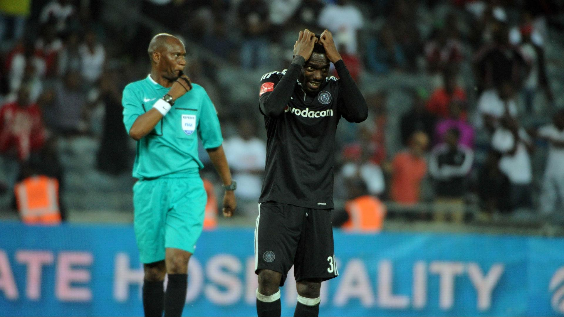 Dove Wome not ruling out permanent Orlando Pirates switch