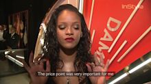 Rihanna's Inclusive Lingerie Line Faces Backlash Due to Sizing