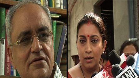"""BJP takes dig at Rahul Gandhi's """"more active role"""" comment"""