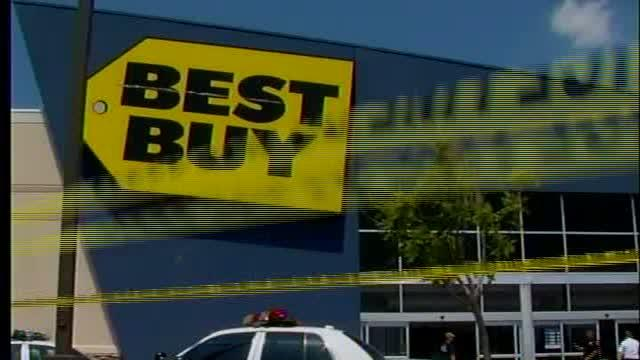 Best Buy shooter, accomplice arrested