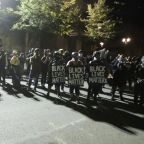 Portland police protest team resigns in response to indictment of fellow officer