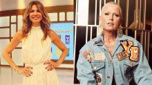 """Luciana Gimenez lembra ajuda de Xuxa durante gravidez: """"Não tinha onde ficar"""""""