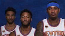 Your daily reminder the New York Knicks are a dysfunctional franchise