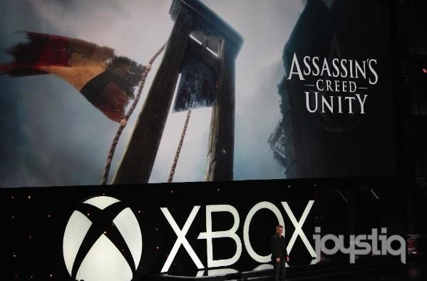 Assassin's Creed: Unity features four-player co-op [update: trailer]