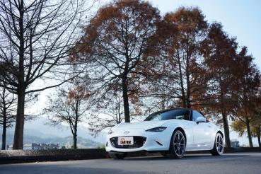 【試駕】Mazda MX-5百週年紀念款 演繹時間淬鍊的絕妙韻味