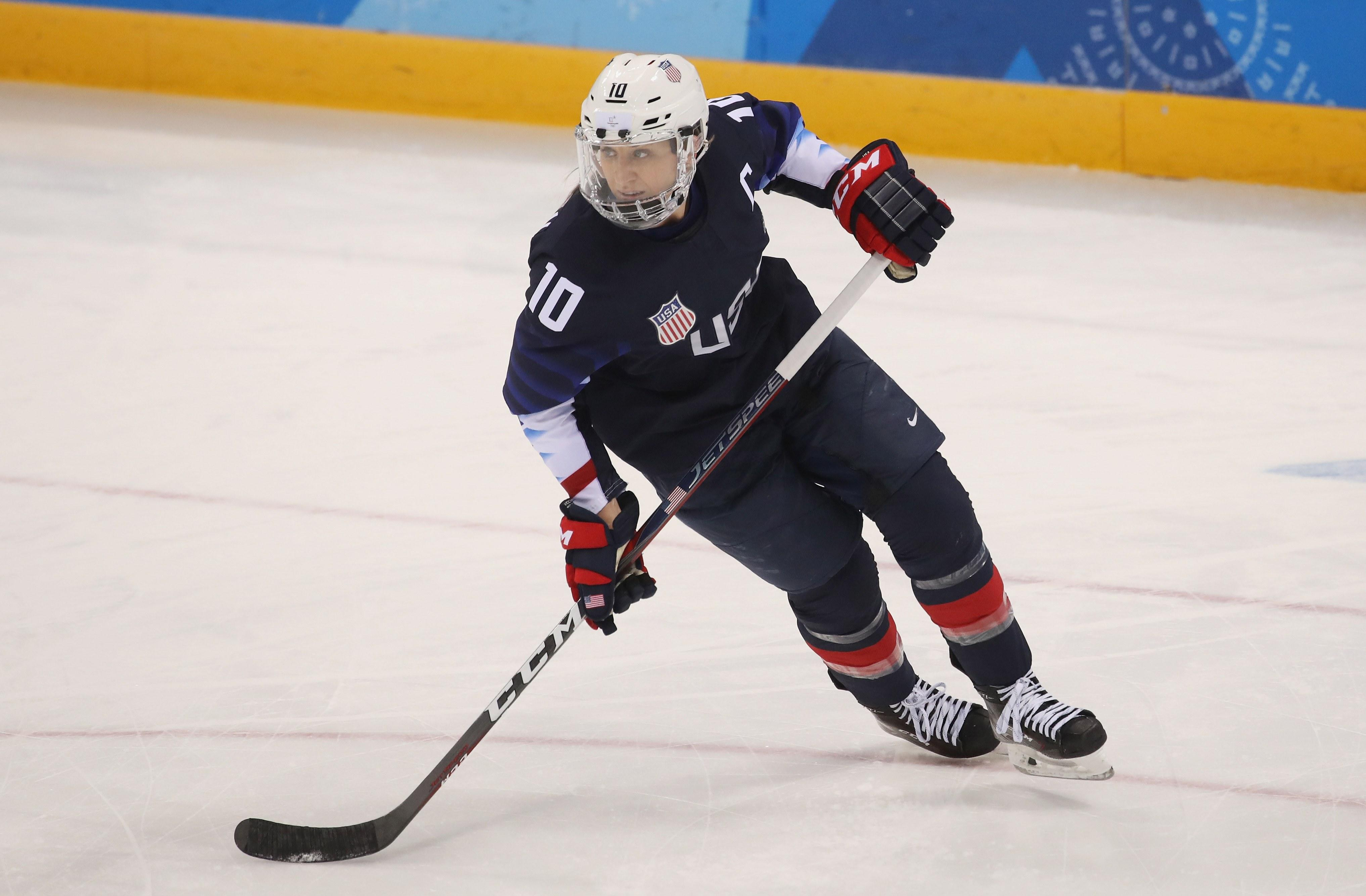 Why the USA Women's Hockey Team's Fight for Fair Pay Is So ...